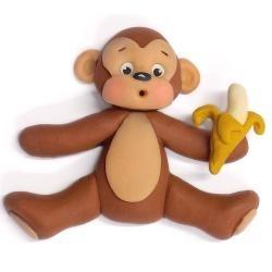 Silik. forma opička KS