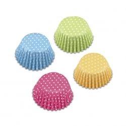 Cukrárske košíčky retro mini