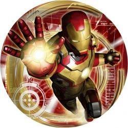Oblátka Iron Man kruh I.