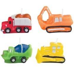 Sviečky nákladné autá