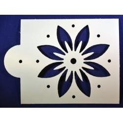 Stencil kvet I.