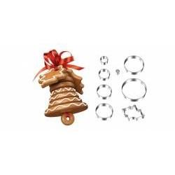 Vianočný zvonček 3D