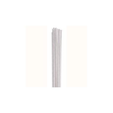 Aranžovací drôt biely 22