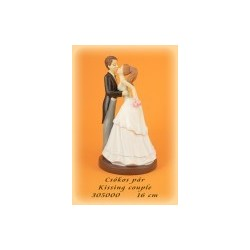 Figúrka svadobná bozk