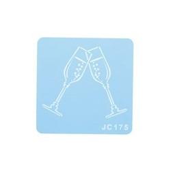 Stencil JC175