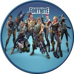 Jedlý obrázok Fortnite