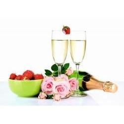 Vafla šampanské