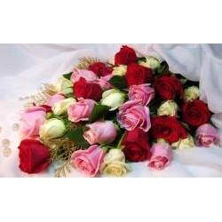 Vafla ruže