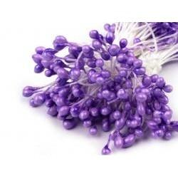 Piestiky fialové S