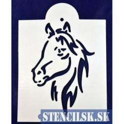 Stencil kôň I.