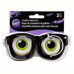 Vykrajovačka okuliare