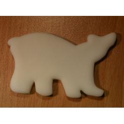 Vykrajovačka pl. ľadový medveď