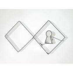 Vykrajovačka štvorec+klúč