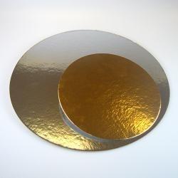 Podložka 16cm Gold/Silver