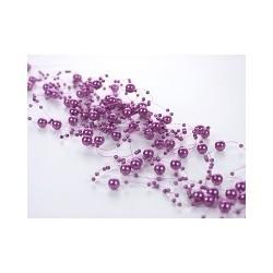 Girlanda purpurová