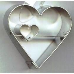 Srdce + srdiečko
