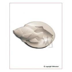 Silikónová forma ryba 080