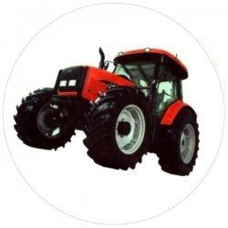 Vafla traktor