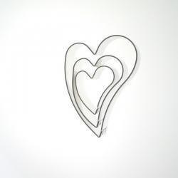 Vykrajovačka 3072 srdce šikmé