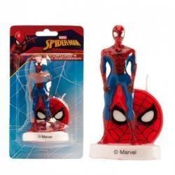 Sviečka Spiderman 3D