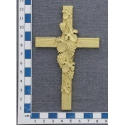 Silikónová forma kríž veľký