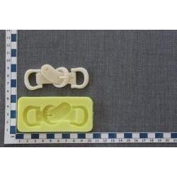 Silikónová forma pracka na kufor/kabelku