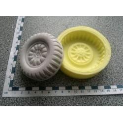 Silikónová forma koleso veľké