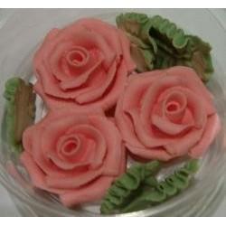 Ruža veľká ružová