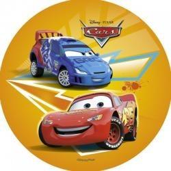Vafla Cars kruh