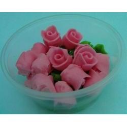 Ruža malá ružová