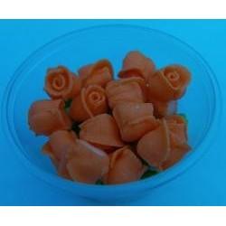 Ruža  malá oranžová
