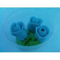 Ruža stredná modrá