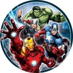 Vafla Avengers kruh