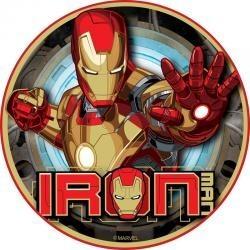 Vafla Iron man kruh