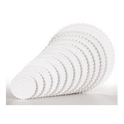 Tortové pláto kruhové 25cm
