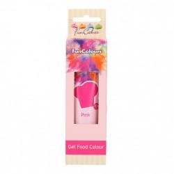 Farba gelová FunCakes ružová