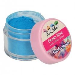 Farba prášková FC modrá oceán