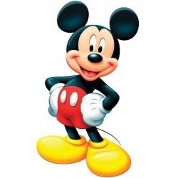 Vafla Mickey Mouse I.