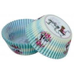 Cukrárske košíčky na muffiny 136
