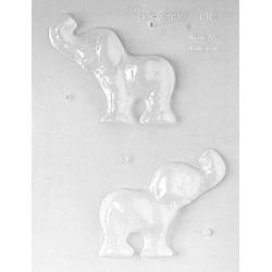 Forma na čokoládu - 3D slon