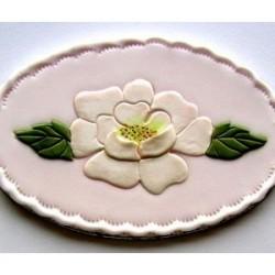 Patchwork - otvorená ruža