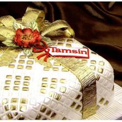 Patchwork - darčekový štítok
