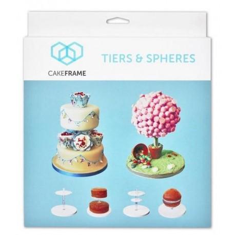 Tortový stojan CakeFrame