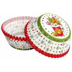 Cukrárske košíčky na muffiny 197