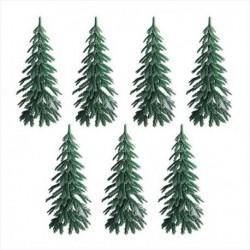 Stromčeky plastové 10ks