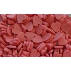 Srdiečka červené