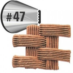 Špička Wilton *47