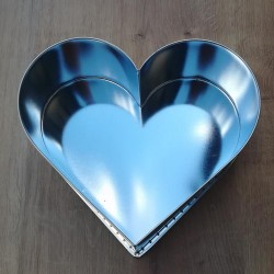 Forma srdce stredné