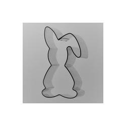 Vykrajovačka zajac na hrnček