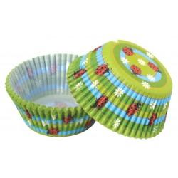 Cukrárske košíčky na muffiny 148